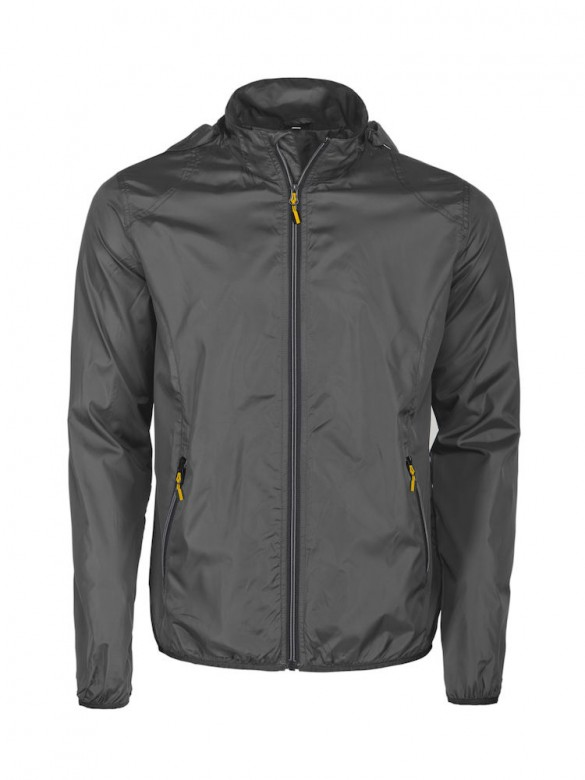 Printer Essentials Headway Windbreaker Grijs