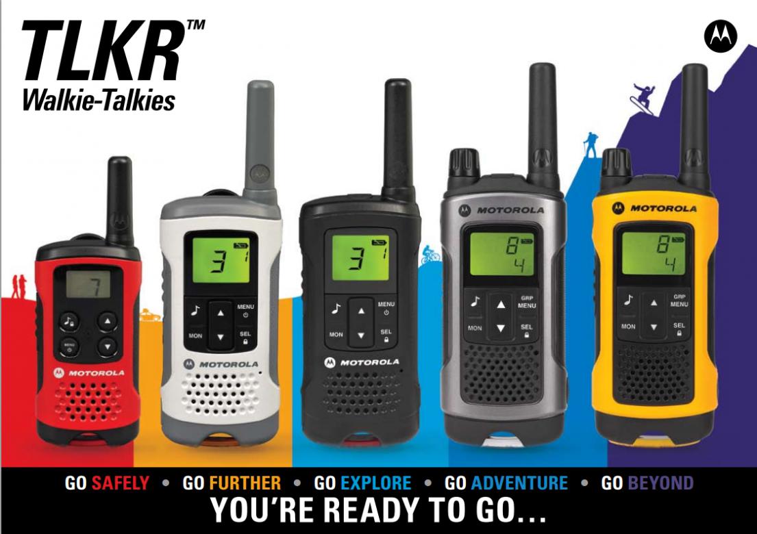 motorola tlkr t60 walkie talkie walkie talkies werkkledij center. Black Bedroom Furniture Sets. Home Design Ideas