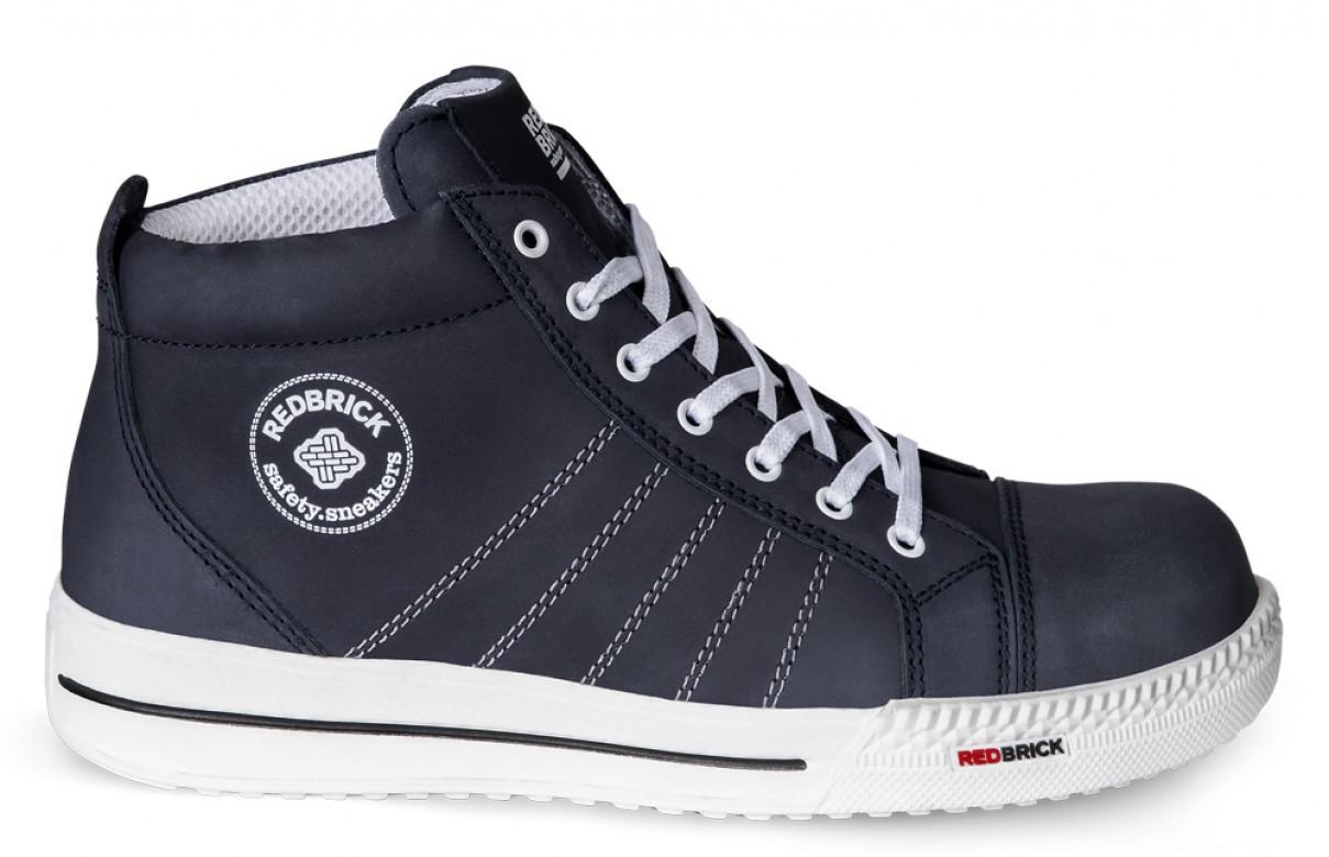 Werkschoenen Sneakers S3.Redbrick Veiligheidsschoenen Azure Hoog S3 Navy
