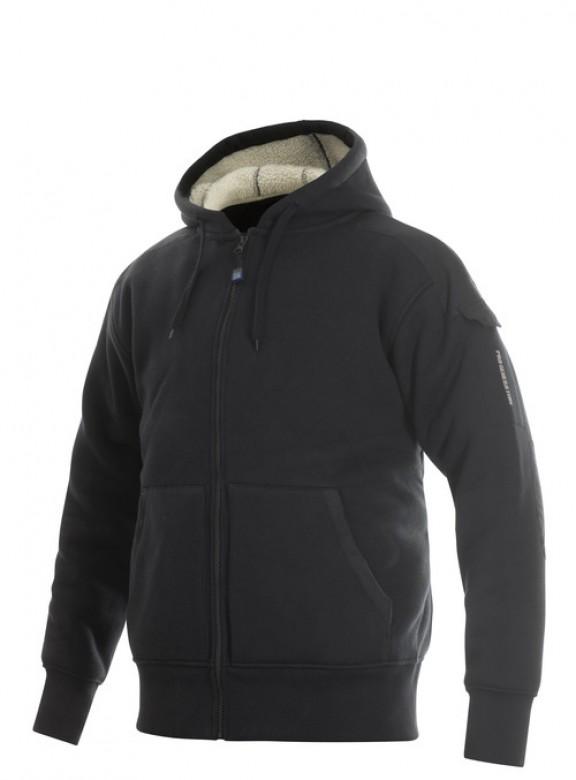Projob 2117 Sweater Met Kap Zwart Sweaters Werkkledij