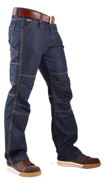 Crosshatch Toolbox-M Jeans Broek