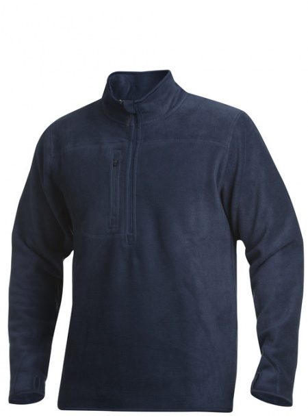 Projob 2319 Fleece Sweater Met Halve Rits