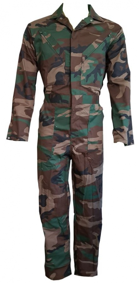 Camouflage Kinderoverall Classic BTPK