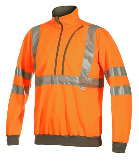 Projob 6102 Sweater High Vis. Klasse3