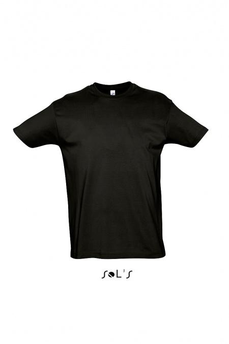 Zwart t shirts werkkledij veiligheidskledij en for Sol s t shirt