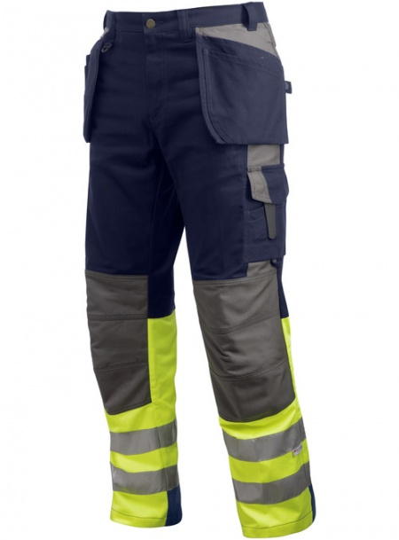 Projob 6522 Broek High Vis. Cl 1