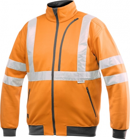 Projob 6103 Sweater High Vis. Klasse3