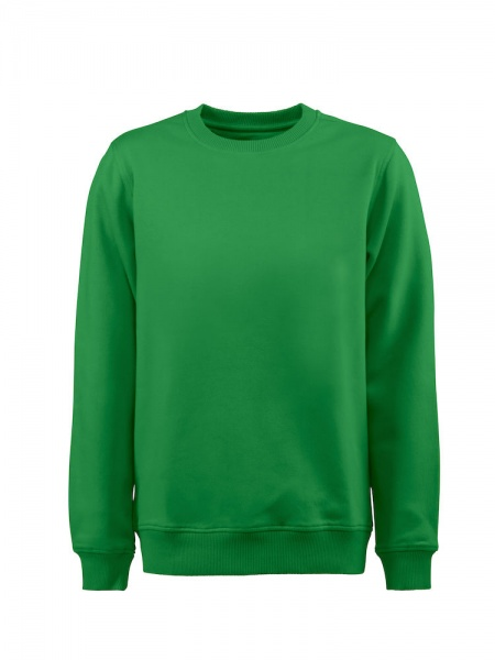 Printer Essentials Softball RSX Sweater Groen