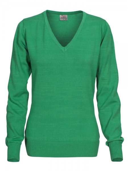 Printer Essentials Forehand Lady Sweater Groen