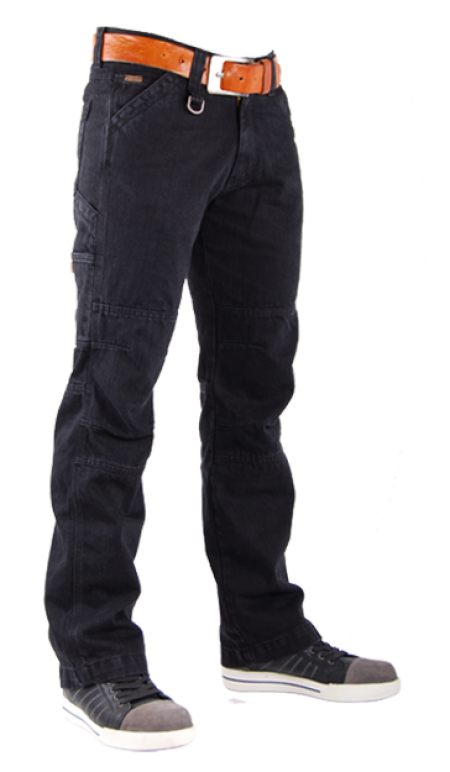 Crosshatch Toolbox-B2 Jeans Broek