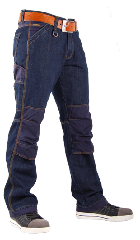 Crosshatch Toolbox-C Jeans Broek