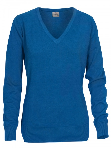 Printer Essentials Forehand Lady Sweater Koningsblauw