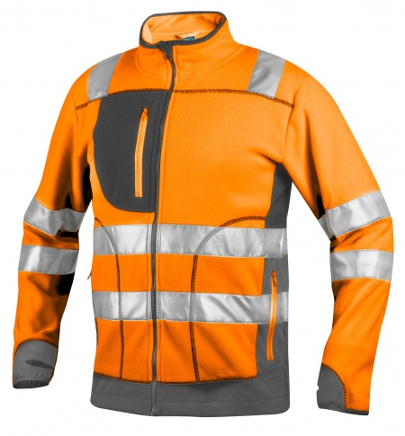 Projob 6303 High Vis. Fleece Jas Klasse3/2